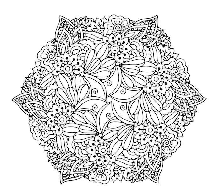 1001 Coole Mandalas Zum Ausdrucken Und Ausmalen Mandalas Zum Ausdrucken Mandala Malen Anleitung Mandala Malvorlagen