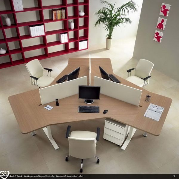 US Office workstation by Castellani.it
