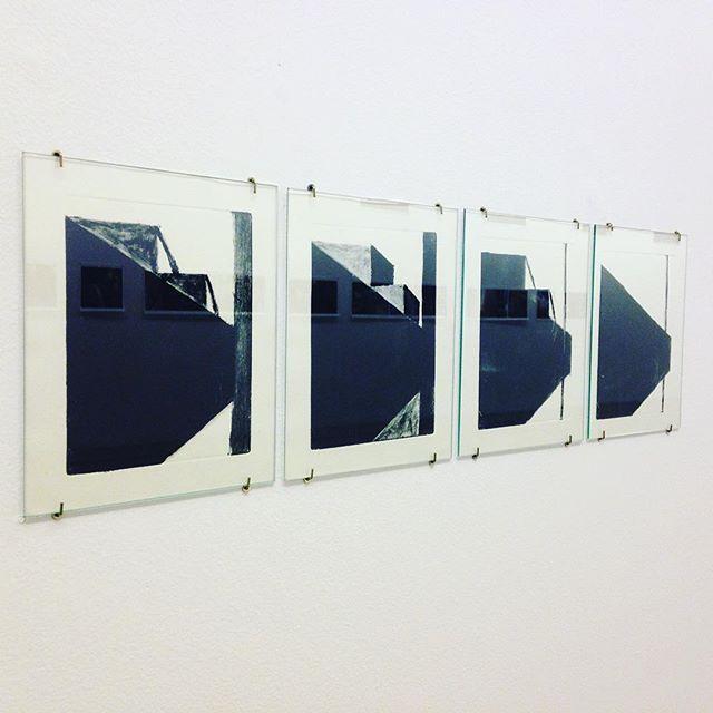 Julia Mota // artes visuais // monotipia em papel