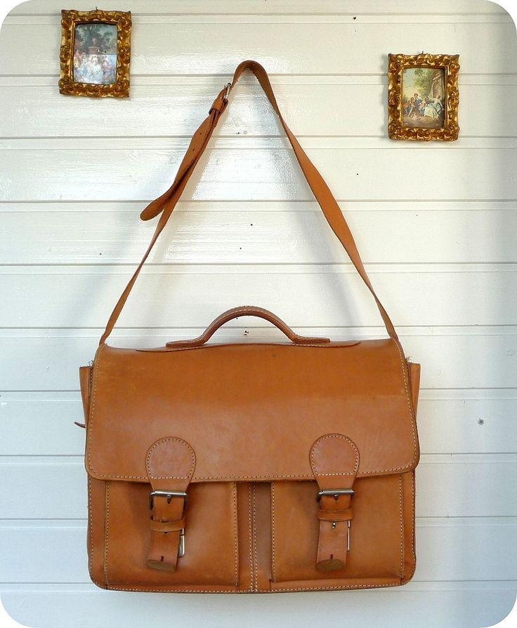 xxl ruitertassen vintage leder lehrer tasche schultertasche leather bag uni ebay bags. Black Bedroom Furniture Sets. Home Design Ideas