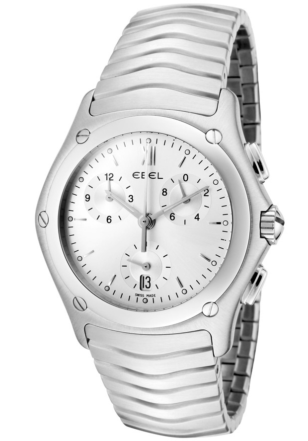 Price:$1295.00 #watches Ebel 9251F41/6325, Established in 1911, La Chaux-de-Fonds, Switzerland, Ebel's high quality standard has earned the watchmaker's universal recognition for its creativity, technical expertise, and ambition. 100% Swiss made, each watch is the product of a keen eye, a skilled