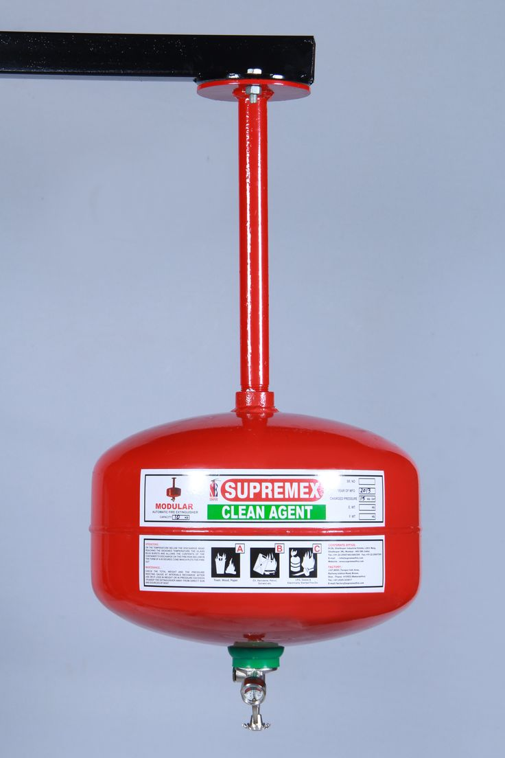 Want to protect unmanned areas at your office and factory from fire? Then install a Modular Type Automatic Fire Extinguisher which automatically detects fire and extinguishes it. Visit us at www.supremexfire.com