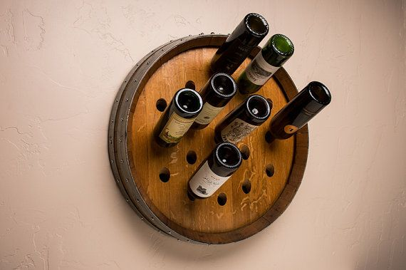 Wine barrel ideas