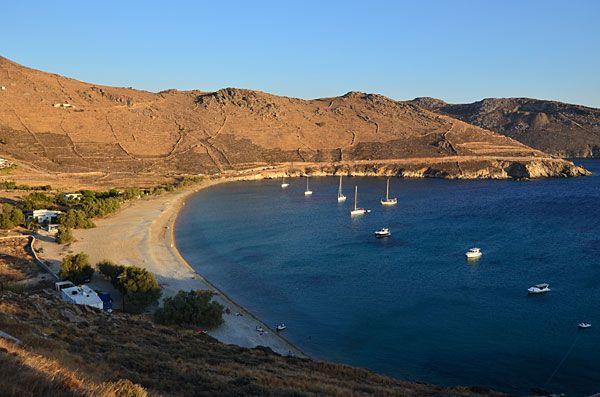 GANEMA  BEACH, SERIFOS ISLAND
