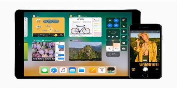 Ασύμβατο με παλαιότερα iPhones iPads και εφαρμογές το iOS 11