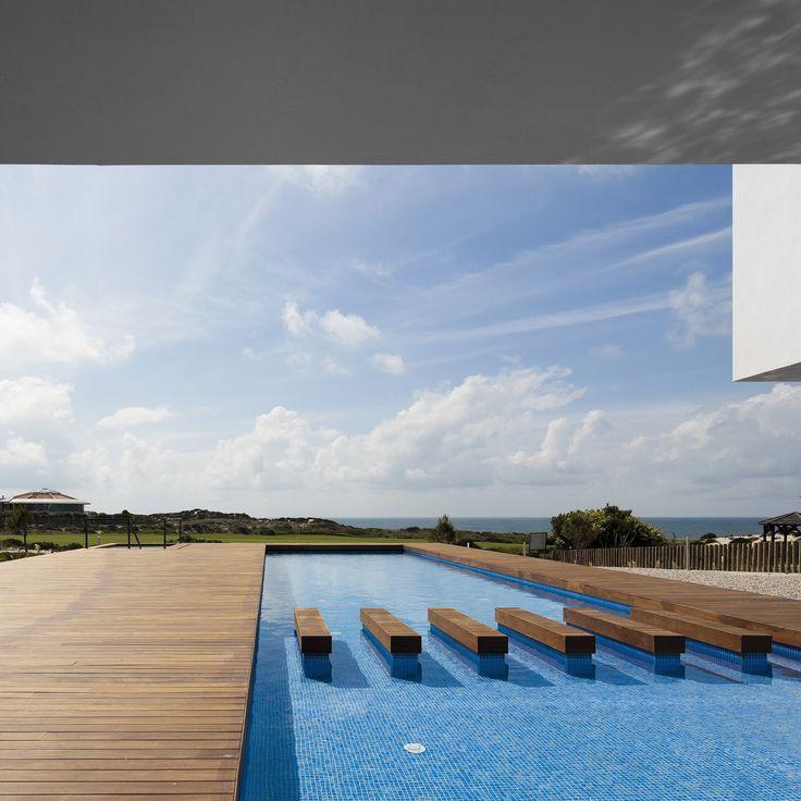 Fragmentos de Arquitectura | Praia d'el Rey | Arquitetura | Architecture | Atelier | Design | Outdoor | Details | Pool