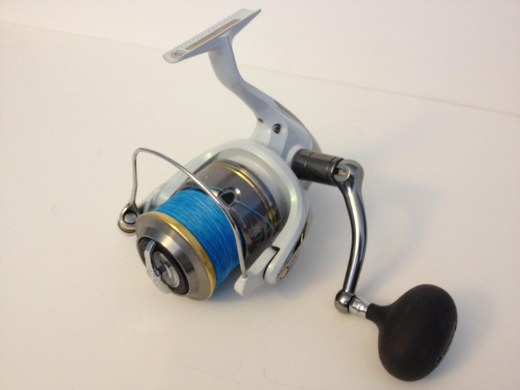 Shimano Stradic 8000FJ ****** NEW ****** was $240 plus tax and I filled it with Power-Pro Super Slick... Save cash today.. Selling for $180.00
