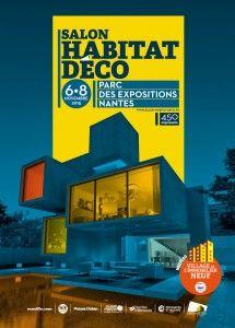 #Salon Habitat Deco à Nantes du 6 au 8 novembre 2015.  La vitrine référence de l'habitat et de la décoration d'intérieur dans le grand ouest de la France. http://www.batilogis.fr/agenda/salon-france-2015-1.html