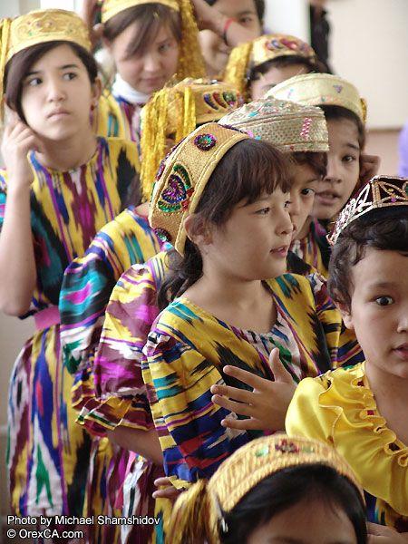 Uzbekistan girls — Узбекские девочки