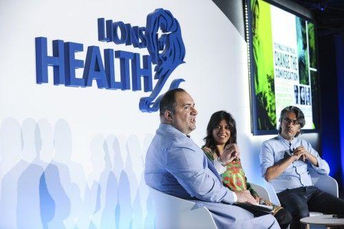 McCann Global Health  » World Health Leaders Ask Cannes Creative Community To Help In Solving Global Health Issues