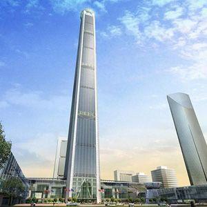 Goldin Finance 117 - Tianjin, 597m