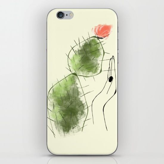 Tough Love iPhone & iPod Skin