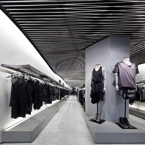 Luxury Fashion Retailer Camden London