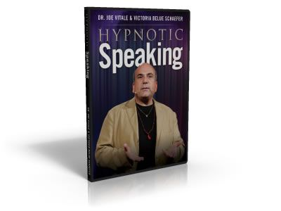 Hypnotic Speaking by Dr. Joe Vitale