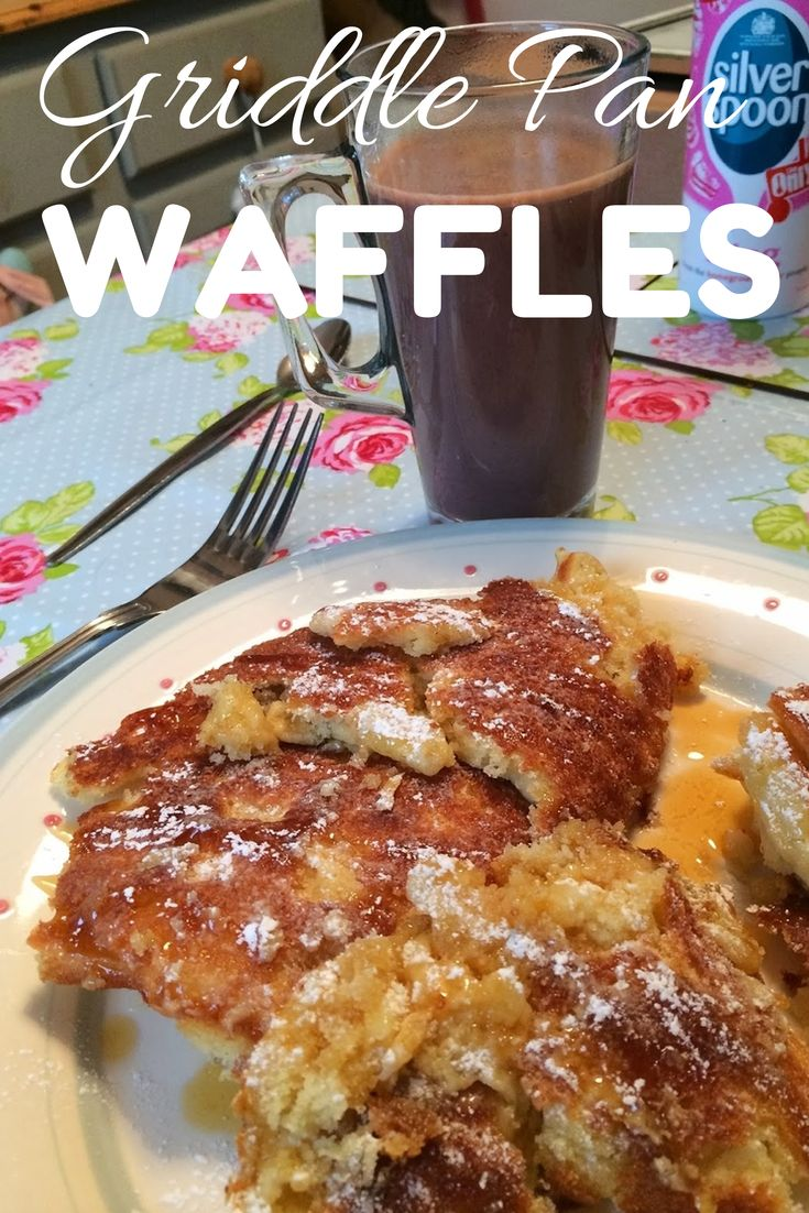 Jamie Oliver Epic hot chocolate and waffles mmmmmmmmmmm Mrs Bishop's Bakes and Banter: Griddle Pan Waffles and EPIC Hot Chocolate Recipe
