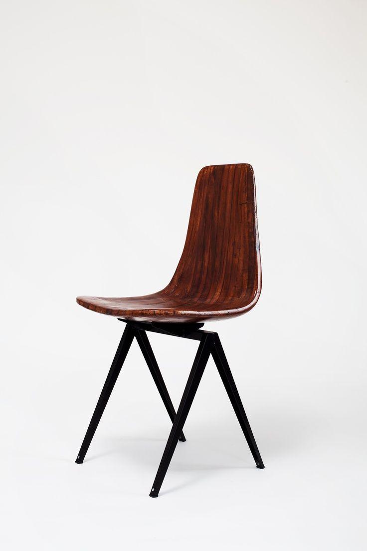 """Kiti Makasai"" by #Congolese designer Sandrine Ebene. KITI MAKASI translates as ''Sturdy Chair'' in #Lingala. >> http://ebenesand.tumblr.com/ #congo #drc"
