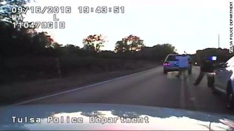 The death of Terence Crutcher in Tulsa, Oklahoma, after a police shooting is being investigated by the Justice Department and state authorities.