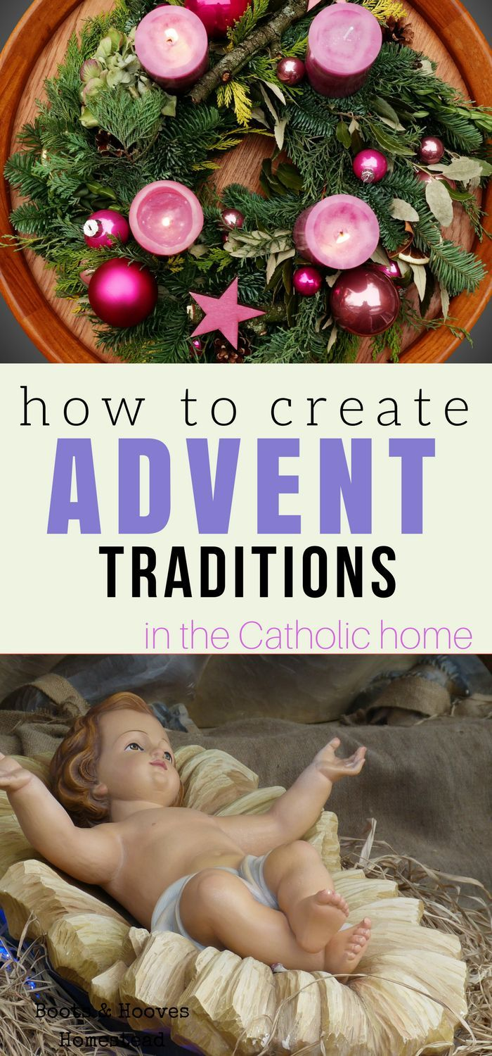 Catholic Advent Traditions