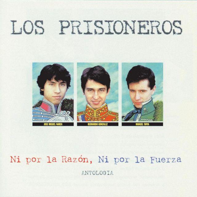 Saved on Spotify: Lo Estamos Pasando Muy Bien - 1996 - Remaster; by Los Prisioneros