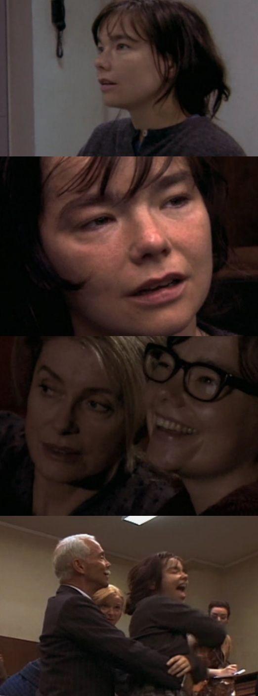 Dancer in the Dark, 2000 (dir. Lars Von Trier) with Björk in the role of Selma.