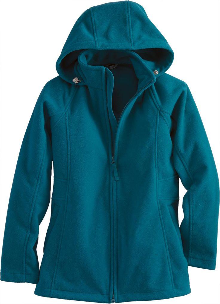 18 best Fleece jackets images on Pinterest | Fleece jackets, Lands ...