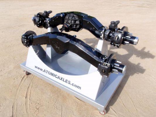 Atomic Axles Feedback wanted -