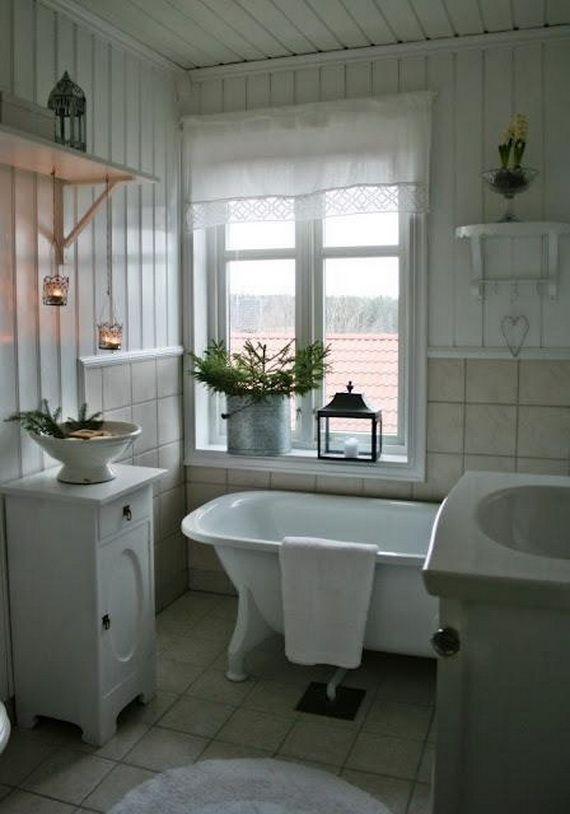 Contemporary Cute Bathrooms Decoration Ideas