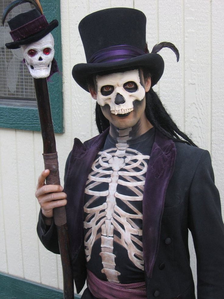 17 Best Ideas About Baron Samedi Costume On Pinterest Maquillage Vaudou Pour Halloween Papa