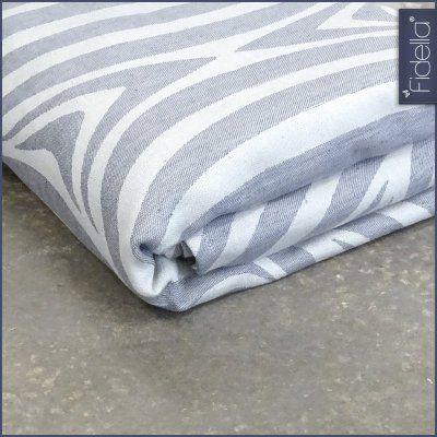 Fidella babywrap -Limited Edition: Shebra -smoke-