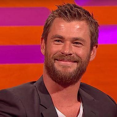 Movies: Chris Hemsworth tells a dirty Thor joke on The Graham Norton Show