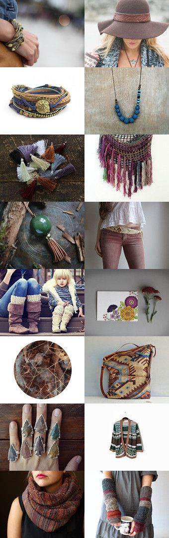 boho winter by In Search of Wild on Etsy--Pinned with TreasuryPin.com.  #etsyfinds #forsale