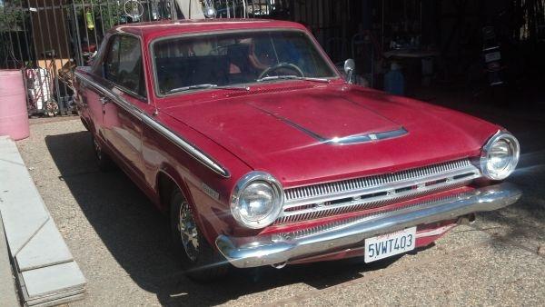 Dodge Dart, 1964 Golden Anniversary G/T