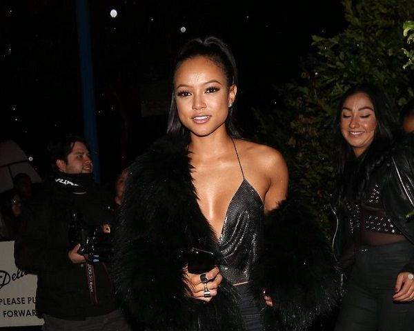 Is Drake Dating Karrueche Tran, Chris Brown's Girlfriend? - http://www.morningledger.com/drake-dating-karrueche-tran-chris-browns-girlfriend/13124530/