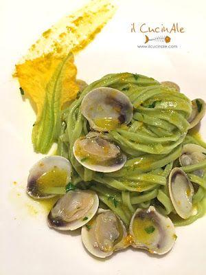 Primi piatti di pesce per natale ~ Il cucinAle.com