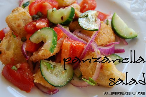 17 best images about food all hail the barefoot contessa Barefoot contessa panzanella