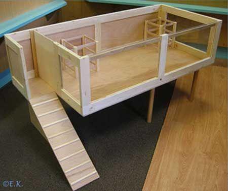 die besten 25 kaninchenk fig ideen auf pinterest. Black Bedroom Furniture Sets. Home Design Ideas