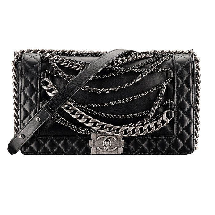 Sac Boy, Chanel - Marie Claire