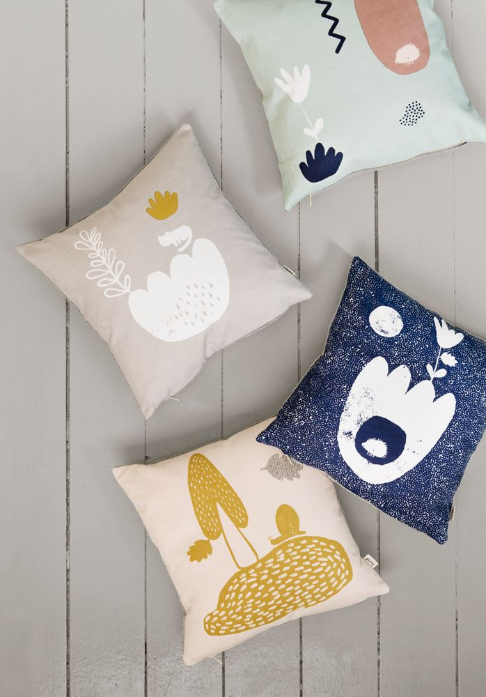 cushion covers, Ferm Living AW 2015