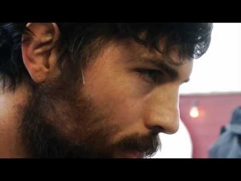 Balcony TV w. The Avett Brothers. Interview 1)  from Tønder Festival, Aug. 27th 2011 (mp4)