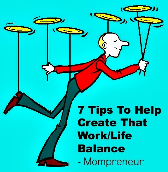 strategies to promote work life balance