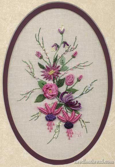Brazilian Embroidery Designs