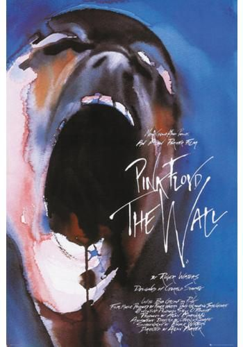 "Poster verticale ""The Wall - Film"" dei #PinkFloyd. Dimensioni: 61 x 91,5 cm."