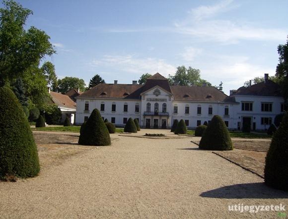Széchenyi-kastély - Nagycenk, Hungary