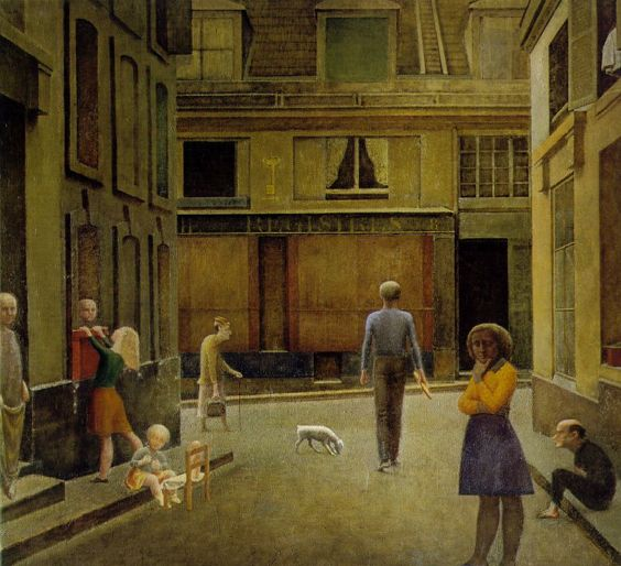 BalthusPassages Du, European Artists, Commerce Saintandré, Balthus Balthasar, Du Commercesaintandré, Commerce Saint André, Le Passages, Art Figures, Artists Education