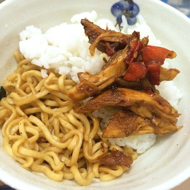 Nasi Campur Rumahan