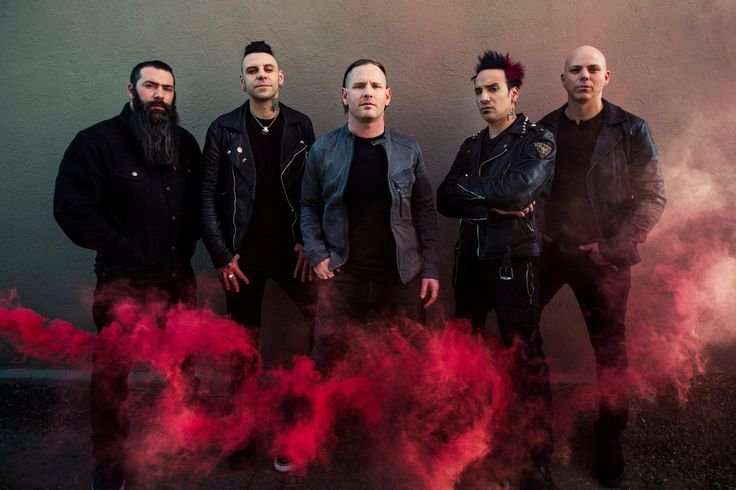 "Stone+Sour+Unleash+Video+For+New+Song+""Fabuless""+++Release+Another+New+'Hydrograd'+Track+""Song+#3"""