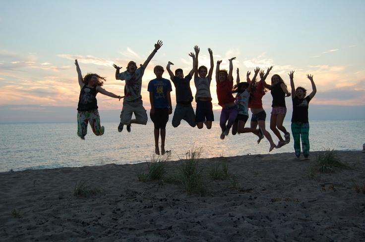 Camp Kintail Beach