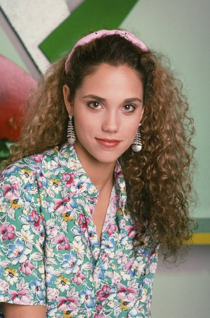 Jessie Spano | Saved By The Bell | Pinterest