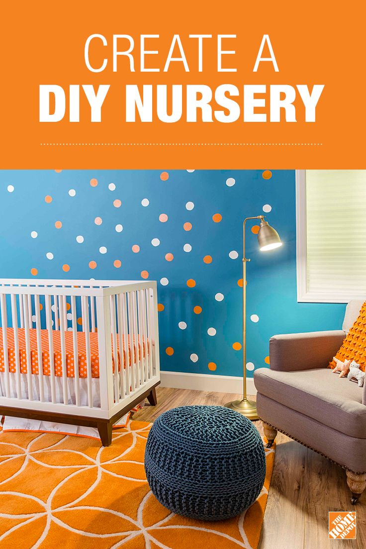 Create A Beautiful And Functional Nursery With The Help Of BEHR Paint. Find  The Right
