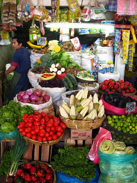 Lima Central Market - Lima, Peru by whl.travel, via Flickr